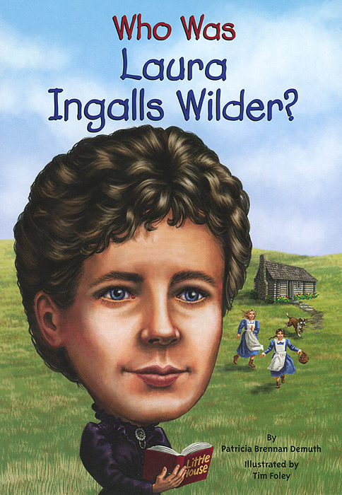 Who Was Laura Ingalls Wilder? childs laura steeped in evil