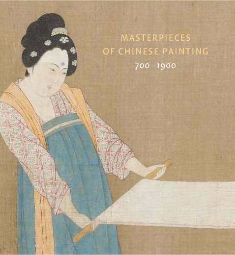 Masterpieces of Chinese Painting 700-1900 a three dimensional embroidery of flowers trees and fruits chinese embroidery handmade art design book