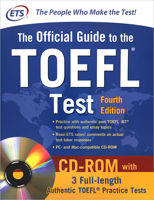 Official Guide to the TOEFL: Test (+ CD-ROM) skills for the toefl ibt test listening and speaking
