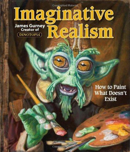 Imaginative Realism: How to Paint What Doesn't Exist gerry souter american realism