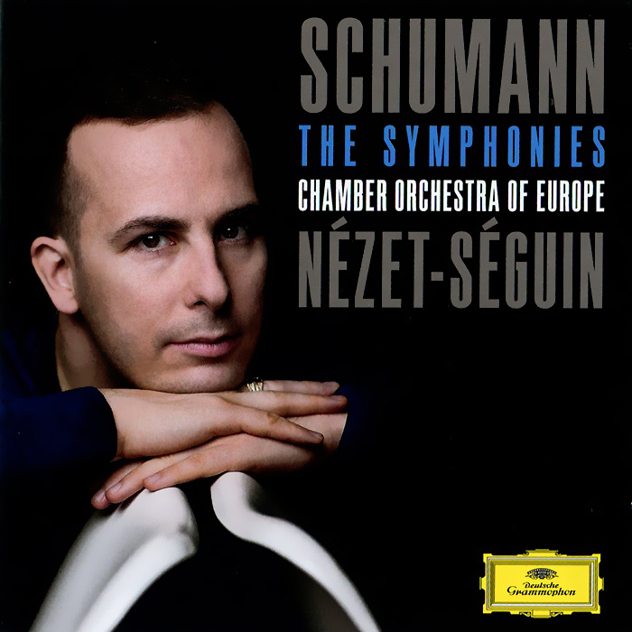 Джанник Незет-Сегуин,The Chamber Orchestra Of Europe Yannick Nezet-Seguin. Schumann. The Symphonies (2 CD) дороти рошмэнн rotterdam philharmonic orchestra джанник незет сегуин yannick nezet seguin rotterdam po strauss ein heldenleben etc sacd