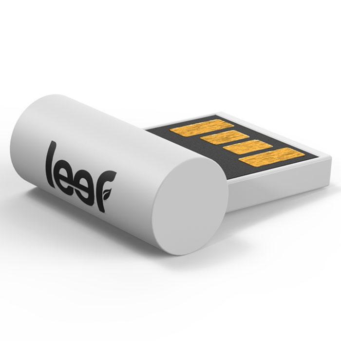 Leef Surge 64GB, White USB-накопитель - Носители информации
