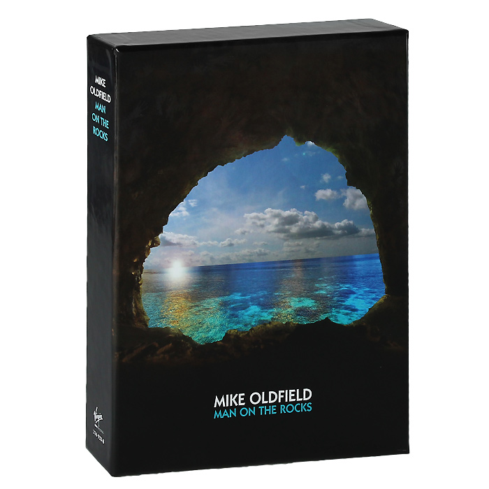 Mike Oldfield. Man On The Rocks. Limited Deluxe Edition (3 CD)