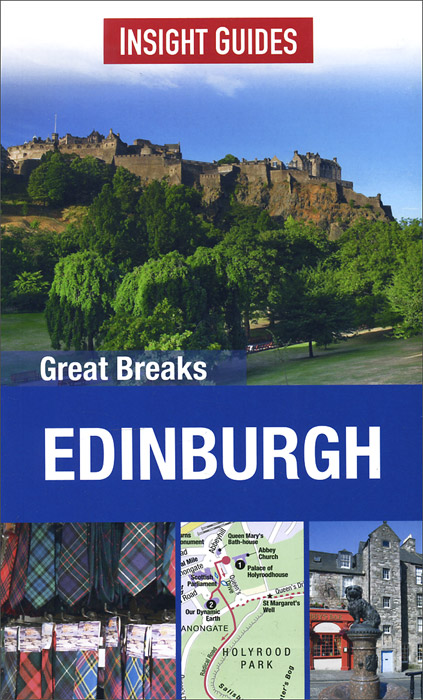 Great Breaks Edinburgh: Insight Guides insight guides great breaks bath