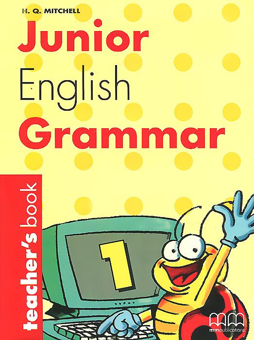 Junior English Grammar: Book 1: Teacher's Book burberry кружевное платье