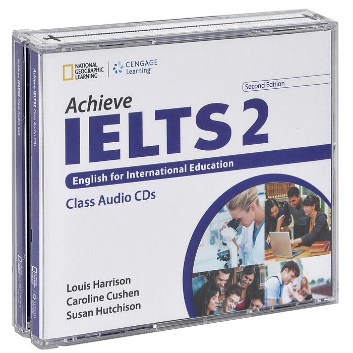 Achieve IELTS 2: Class Audio CD's (комплект из 3 CD) team up 2 wb students audio cd