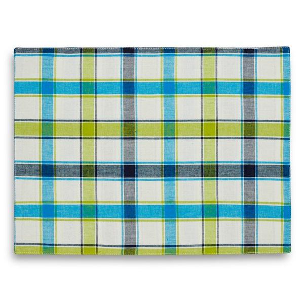 Салфетки под столовые приборы Schaefer, цвет: синий, зеленый, 33 х 45 см, 2 шт07107-307Хлопковые салфетки для сервировки стола, под столовые приборы Schaefer включает в себя две квадратные салфетки, выполненные из хлопка синего и зеленого цвета в клеточку. Салфетки двухсторонние, плотные, жесткие, хорошо держащие свою форму и защищают поверхность стола. Вы можете использовать салфетки для декорирования стола, комода, журнального столика. В любом случае они добавят в ваш дом стиля, изысканности и неповторимости и уберегут мебель от царапин и потертостей. Характеристики:Материал: 100% хлопок. Размер салфетки: 33 см х 45 см.. Комплектация: 2 шт. Цвет:синий, зеленый. Немецкая компания Schaefer создана в 1921 году. На протяжении всего времени существования она создает уникальные коллекции домашнего текстиля для гостиных, спален, кухонь и ванных комнат. Дизайнерские идеи немецких художников компании Schaefer воплощаются в текстильных изделиях, которые сделают ваш дом красивее и уютнее и не останутся незамеченными вашими гостями. Дарите себе и близким красоту каждый день!