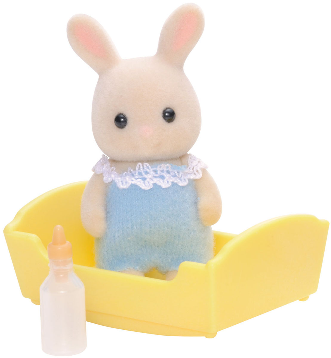 Sylvanian Families Фигурка Малыш Молочный Кролик