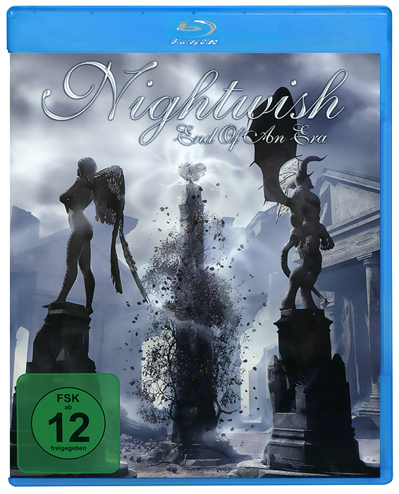 Nightwish End Of An Era. Live At Hartwall Areena (Blu-ray) europe live at shepherd s bush london blu ray