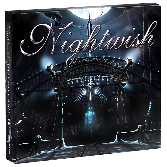 Nightwish Nightwish. Imaginaerum (2 CD) nightwish manchester