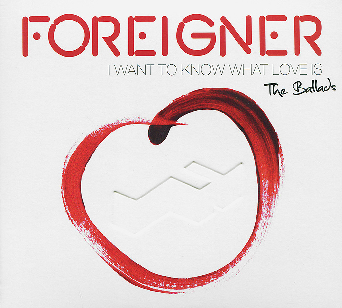 Foreigner Foreigner. I Want To Know What Love Is. The Ballads. Deluxe Edition (2 CD) аксессуар закаленное стекло motorola moto e4 df fullscreen mcolor 03 black