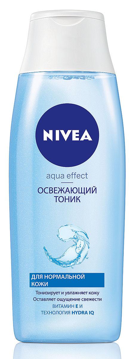 NIVEA Освежающий тоник для нормальной кожи 200 мл nivea освежающий солнцезащитный спрей защита и прохлада сзф 30 200 мл
