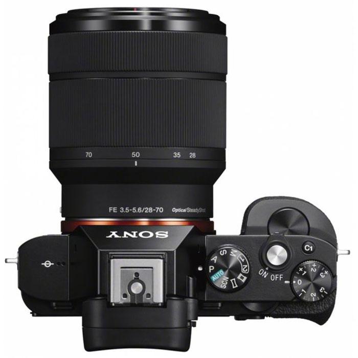 Sony Alpha A7 Kit 28-70 mm, Blackцифровая фотокамера Sony