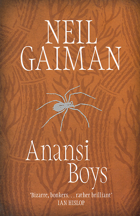 Anansi Boys neil barrett футболка