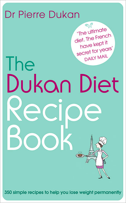 The Dukan Diet Recipe Book the ice diet