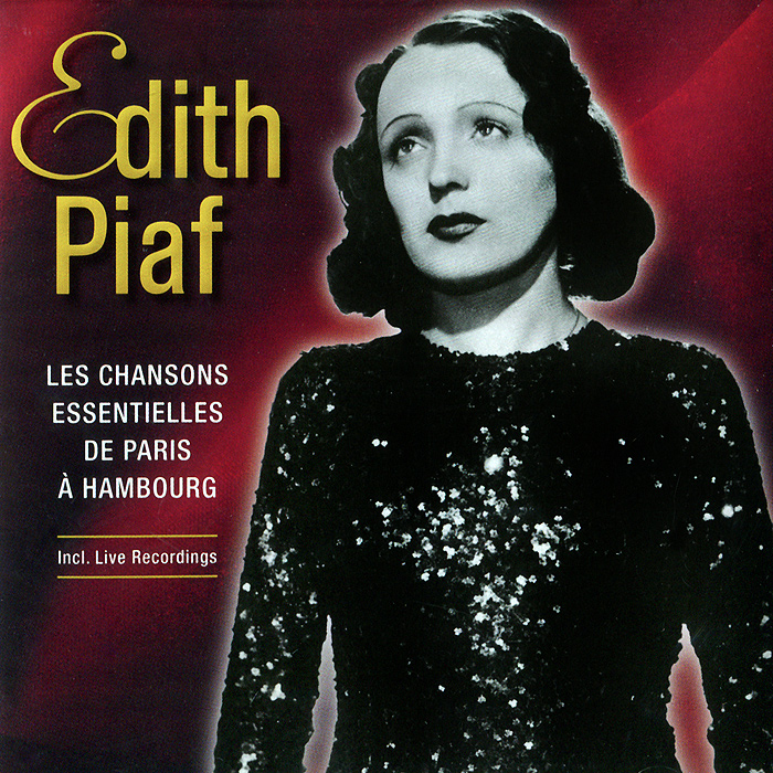 Эдит Пиаф Edith Piaf. Les Chansons Essentielles De Paris A Hambourg epiphone ltd matt heafy signature les paul custom ebony