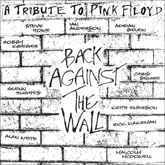 Pink Floyd. A Tribute To Back Against The Wall (2 CD) alfa matrix re covered vol 2 a tribute to depeche mode 2 cd