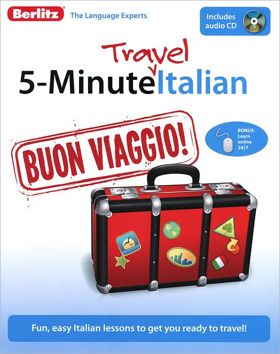 5-Minute Travel Italian (+ CD) radcliffe a the italian