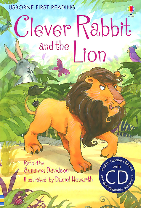 Clever Rabbit and the Lion (+ CD)