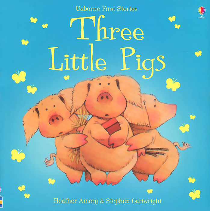 Three Little Pigs rdr three little pigs