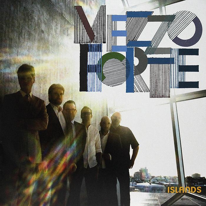 Mezzoforte Mezzoforte. Islands (LP + CD) lacywear dgm 35 bhm