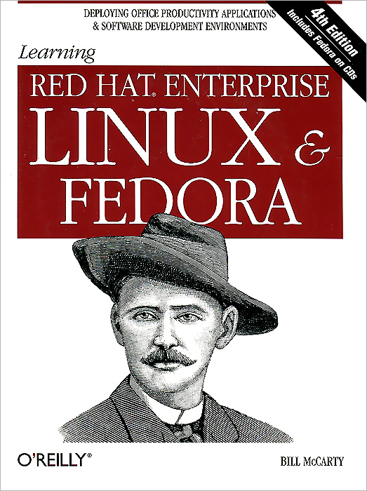 Learning Red Hat Enterprise Linux and Fedora (+ 2 CD-ROM) bill mccarty learning red hat enterprise linux and fedora 2 cd rom