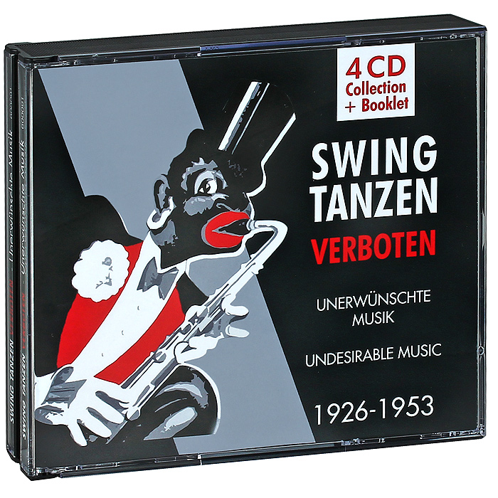Swing Tanzen Verboten (4 CD)