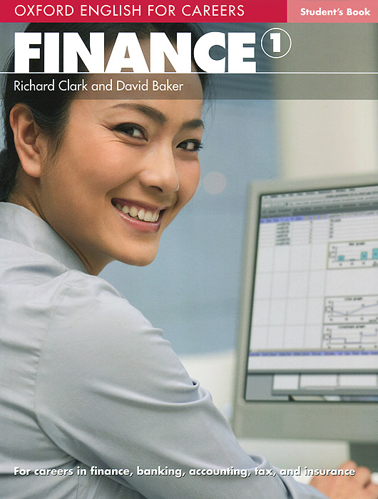 Oxford English for Careers: Finance 1: Student Book недорого