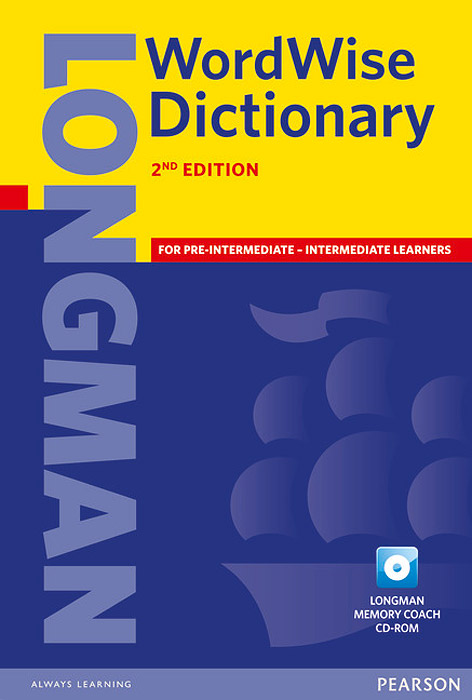 Longman Wordwise Dictionary (+ CD-ROM) new eli picture dictionary cd rom german
