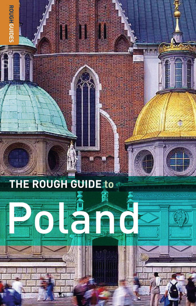 The Rough Guide to Poland футболка wearcraft premium slim fit printio the avengers мстители
