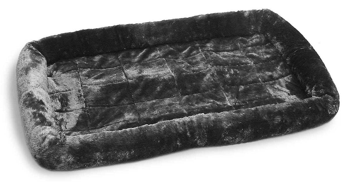 Лежанка для животных Midwest Quiet Time, цвет: серый, 61 см х 46 см