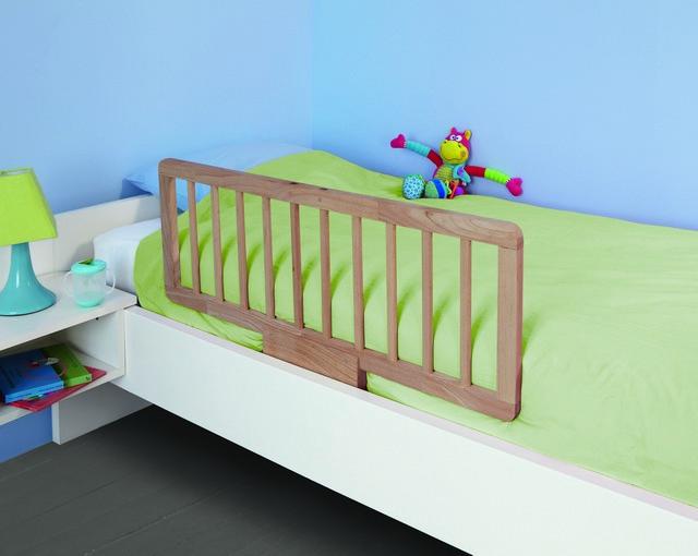 Барьер для детской кровати Safety  Quiet Night , деревянный -  Блокирующие и защитные устройства