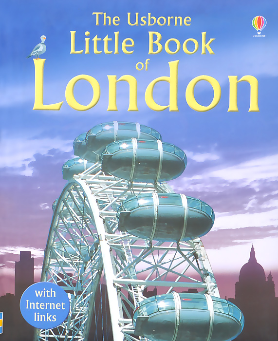 The Usborne Little Book of London down and out in paris and london