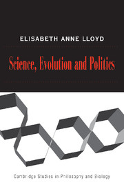 Science, Politics, and Evolution купить