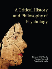 A Critical History and Philosophy of Psychology samuel richardson clarissa or the history of a young lady vol 8
