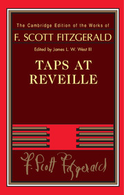 Taps at Reveille under one cover eleven stories