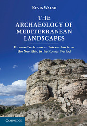 The Archaeology of Mediterranean Landscapes a landscape overview of antoniadis garden