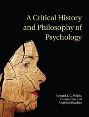 A Critical History and Philosophy of Psychology richard a shweder why do men barbecue – recipes for cultural psychology