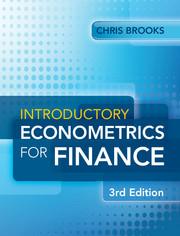 Introductory Econometrics for Finance a princess of mars