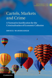 Cartels, Markets and Crime collusion