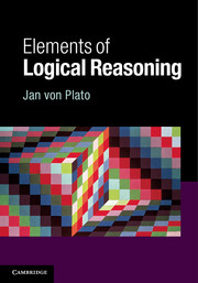 Elements of Logical Reasoning scott pratt l logic inquiry argument and order