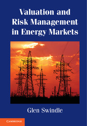 Valuation and Risk Management in Energy Markets john haslem a mutual funds portfolio structures analysis management and stewardship