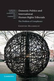 Domestic Politics and International Human Rights Tribunals dinesh kumar inter american system of human rights an analysis