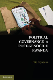 Political Governance in Post-Genocide Rwanda corporate governance and firm value