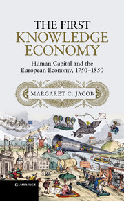 The First Knowledge Economy