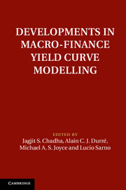 Developments in Macro-Finance Yield Curve Modelling sustainability and the sovereign bond market