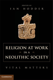 Religion at Work in a Neolithic Society knights of sidonia volume 6