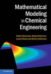 Mathematical Modeling in Chemical Engineering optimization modeling and mathematical analysis