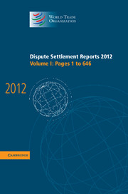 Dispute Settlement Reports 2012 the poetry of religious sorrow in early modern england
