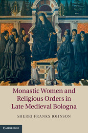Monastic Women and Religious Orders in Late Medieval Bologna psychiatric disorders in postpartum period